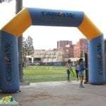 inflatable charity archways