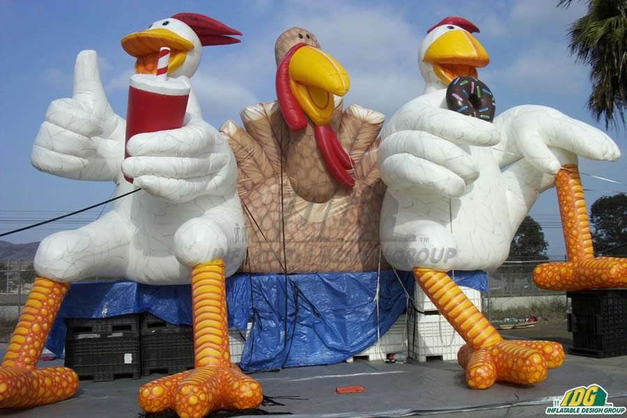 Foster Farms Thanksgiving promotion