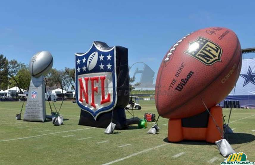 NFL Football Promotional Inflatables